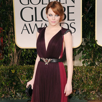 Get The Lowdown on What ALL The Stars Were Wearing at the 2012 Golden Globes!