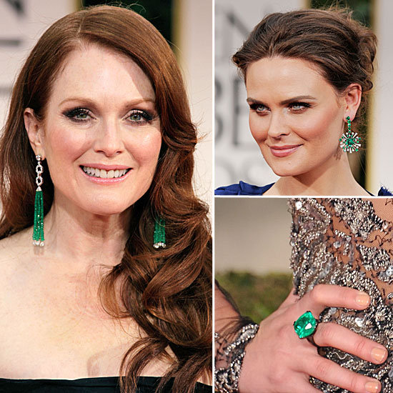Golden Globes 2012 Jewelry