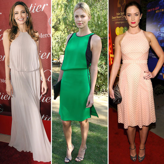 The Stunning Looks From the Palm Springs Film Festival — Angelina Jolie, Charlize Theron, and More!
