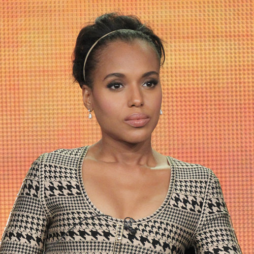Scandal Kerry Washington TV Show Shonda Rhimes Interview at TCA