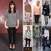Celebrities' Sweaters Winter 2012