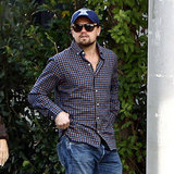 Leonardo DiCaprio was spotted on a stroll in Beverly Hills.