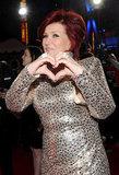 Sharon Osbourne at the People's Choice Awards.