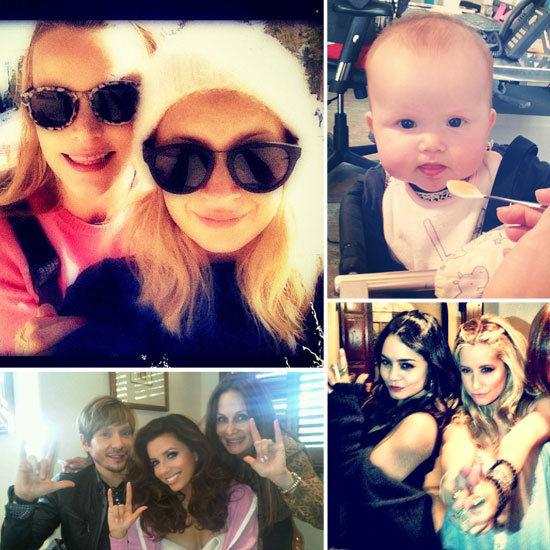 The Week's Fun and Funny Celebrity Twitter Pictures!