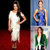 People's Choice Awards Celebrity Dresses