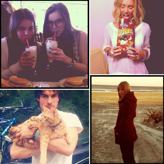 The Hottest Celebrities You Should Be Following on Instagram