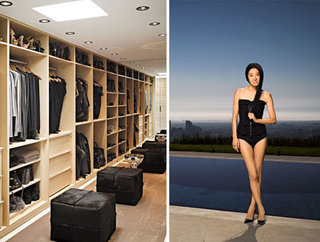 Inside Vera Wang's Minimalist LA home, Shot by Douglas Freidman for Harper's Bazaar US: See the 62 Year Old in a Sexy Swimsuit!