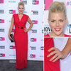 Busy Philipps at Critics' Choice 2012