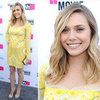 Elizabeth Olsen at Critics' Choice 2012