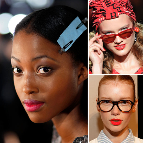 5 Ways to Wear the Tropical Punch Lipstick Trend