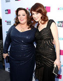 Melissa McCarthy and Ellie Kemper