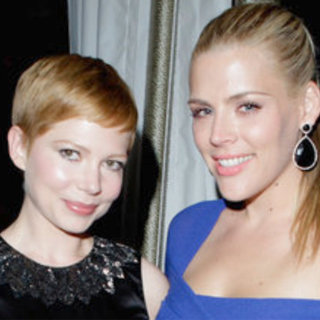 Busy Philipps Talking About Going to the Golden Globes With Michelle Williams