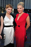 Busy Philipps and Michelle Williams were best friends on the red carpet at the 2012 Critics' Choice Movie Awards.