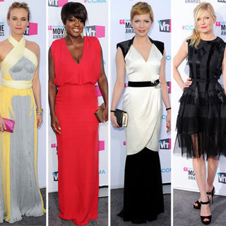 Critics' Choice Best-Dressed Celebrities