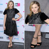 Chloe Moretz at Critics' Choice 2012