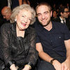 Robert Pattinson Shaved Head Pictures at 2012 People's Choice Awards