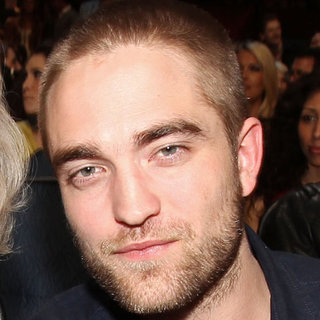 Robert Pattinson Shaves His Head For 2012 People's Choice Awards