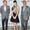 George Clooney, Rooney Mara, Leonardo DiCaprio, Claire Danes Pictures at 2011 AFI Awards
