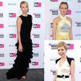 Review who wore what to the Critics' Choice Awards now.