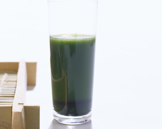 Antioxidant-Rich Green Juice