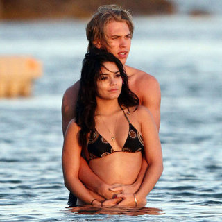 Vanessa Hudgens and Austin Butler in Hawaii Pictures