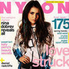 Nina Dobrev Nylon Magazine February 2012 Cover
