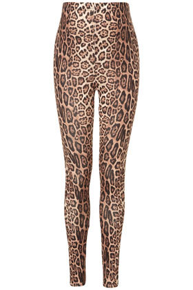 Maternity Leopard Legging - Skirts & Pants - Maternity - Apparel - Topshop USA