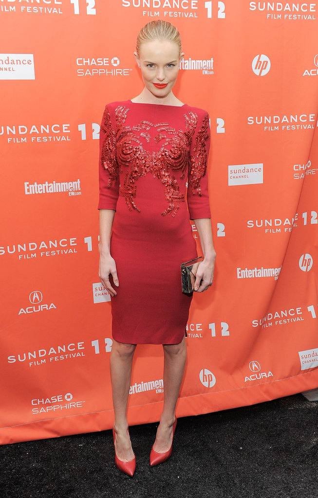 Celebs Hit Sundance 2012 in Style — See What Everyone's Wearing