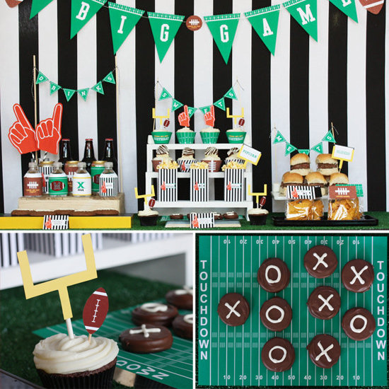 Printable Football Party Collection ($30)