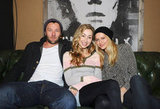 Joel Edgerton, Felicity Price and Teresa Palmer