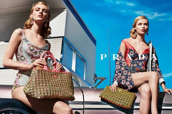Prada Spring 2012 Ad Campaign