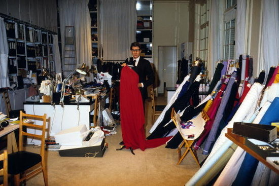 A Look at the Upcoming Yves Saint Laurent Exhibit