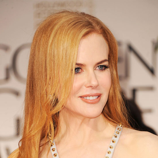 Nicole Kidman's Just Peachy Lip Color