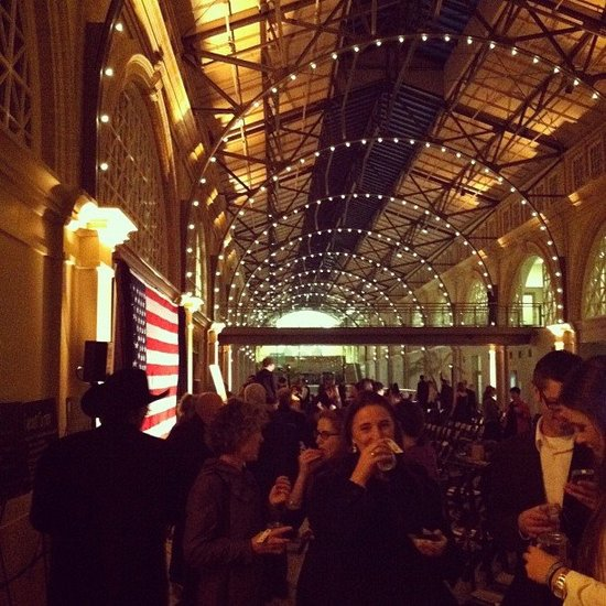 Good Food Awards at the Ferry Building