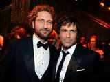 Gerard Butler and Rob Lowe