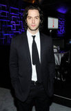 Chris D'Elia partied with NBC.