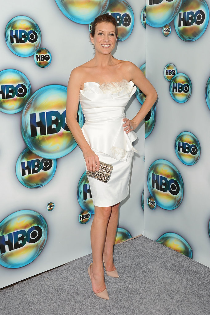 Kate Walsh stepped out for the HBO bash.