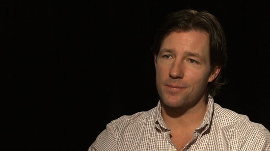 Video: Ed Burns on Playing a Cop and the Stunt He'd Rather Skip