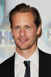 Alexander Skarsgard went to the HBO bash.