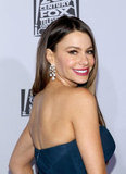 Sofia Vergara went to the Fox party.