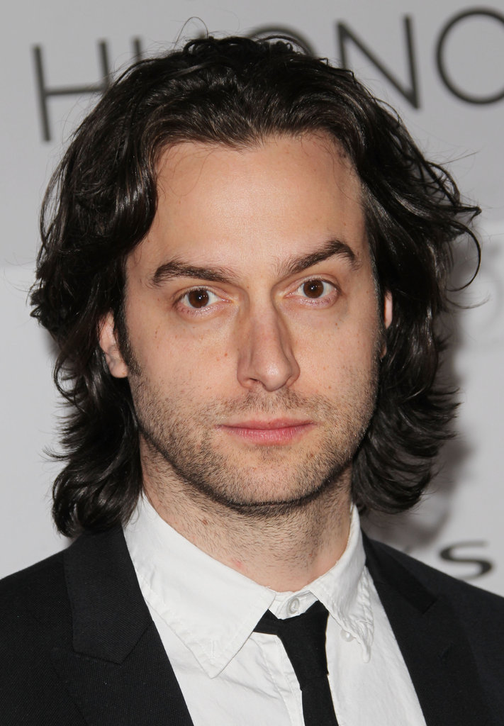 Chris D'Elia wore a tux.