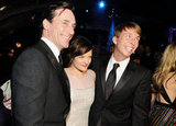 Jon Hamm, Elisabeth Moss, and Jack McBrayer partied with NBC.