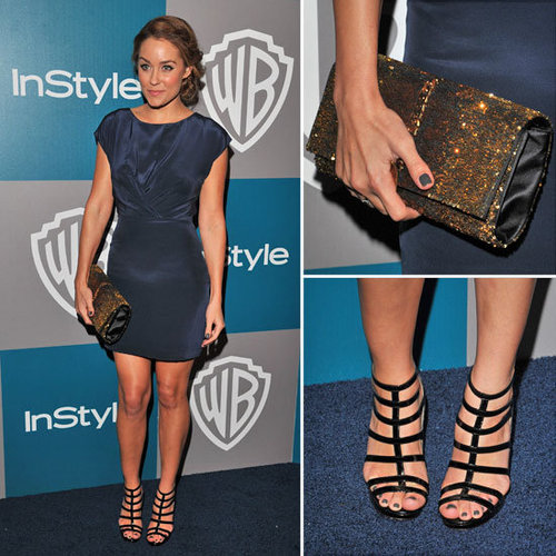 Lauren Conrad at Golden Globes Afterparty 2012