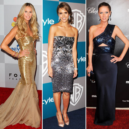 Golden Globes Afterparties: Who Wore What