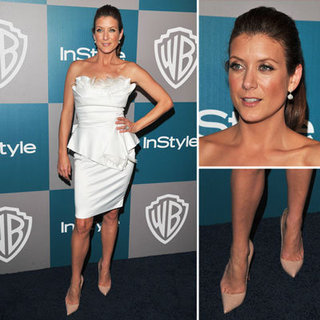 Kate Walsh at InStyle Golden Globes Afterparty 2012