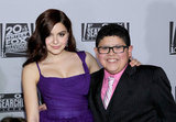Ariel Winter and Rico Rodriguez