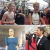Celebrity Twitter Pictures From the 2012 Golden Globes Kelly Osbourne, Claire Danes, Piper Perabo & More!
