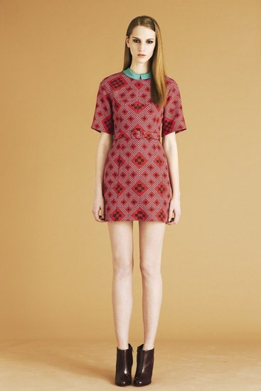 Jonathan Saunders Pre-Fall 2012