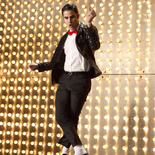 Glee Michael Jackson Episode Pictures