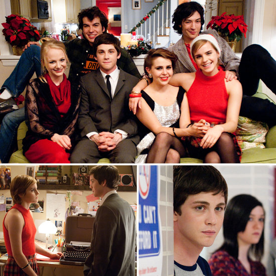 See New Pictures From The Perks of Being a Wallflower